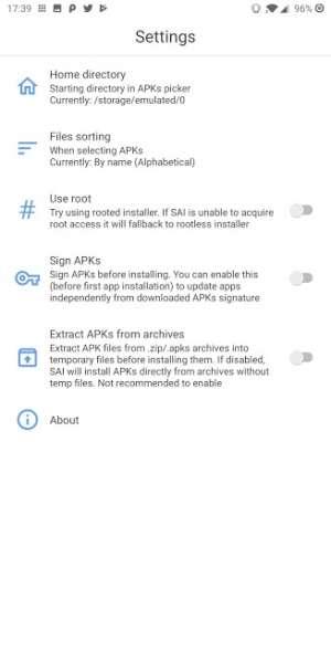 دانلود SAI – Split APKs Installer 4.2 برنامه اندروید نصب همزمان چند فایل apk