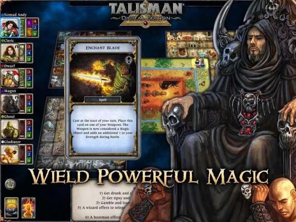 دانلود Talisman 29.17 بازی اندروید تخته ای طلسم + مود