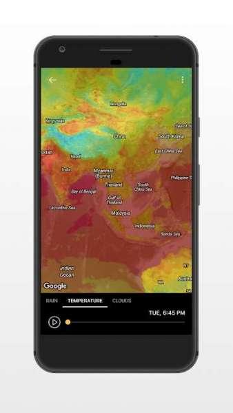 دانلود Today Weather – Forecast 1.4.4-6.041219 برنامه اندروید پیش بینی وضعیت آب و هوا
