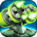 دانلود Tower Defense: Galaxy V 1.1.1 بازی اندروید برج دفاعی فضایی + مود