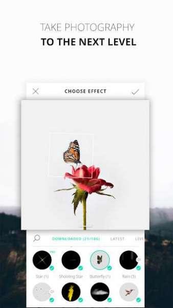 دانلود VIMAGE – cinemagraph animator & live photo editor Premium 3.0.5.4 برنامه ایجاد سینماگراف و تصاویر زنده اندروید + مود
