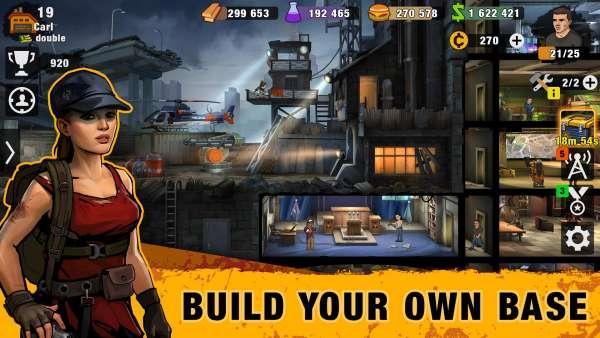 دانلود Zero City: Zombie Shelter Survival 1.27.0 بازی اندروید شهر صفر پناهگاهی برای بقاء در برابر زامبی + مود