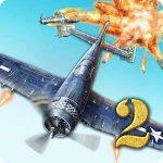 دانلود AirAttack 2 – WW2 Airplanes Shooter 1.4.2 بازی حمله هوایی 2 نبرد در آسمان اندروید + مود + دیتا
