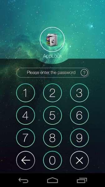 دانلود AppLock Premium 3.1.1hw برنامه قفل گذاری اپلیکیشن ها اندروید