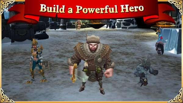 دانلود Arcane Legends: MMO RPG 2.7.27 بازی اندروید افسانه محرمانه