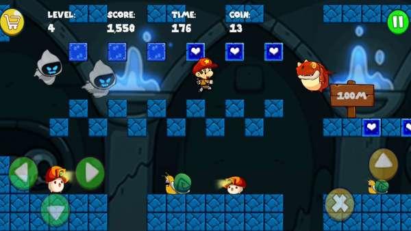 دانلود Bob's World – Super Adventure 1.223 بازی زیبای ماجراجویی جهان باب اندروید + مود