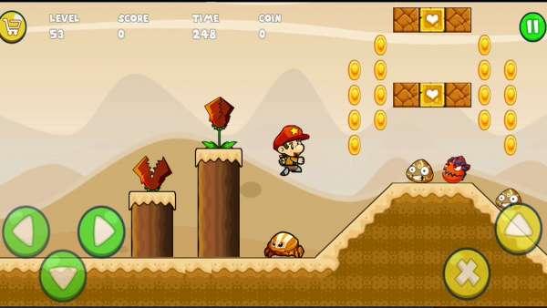 دانلود Bob's World – Super Adventure 1.183 بازی زیبای ماجراجویی جهان باب اندروید + مود