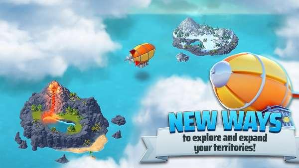 دانلود City Island 5 – Tycoon Building Simulation Offline 3.17.4 بازی فوق العاده شهر سازی سیتی ایسلند 5 اندروید + مود
