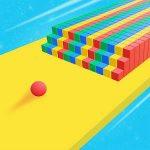 دانلود Color Bump 3D 1.2.6 بازی آرکید ضربه زدن 3 بعدی رنگی اندروید + مود