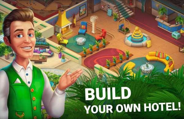 دانلود Hidden Hotel: Miami Mystery 1.1.64 بازی ماجرایی و معمایی هتل پنهان اندروید + مود