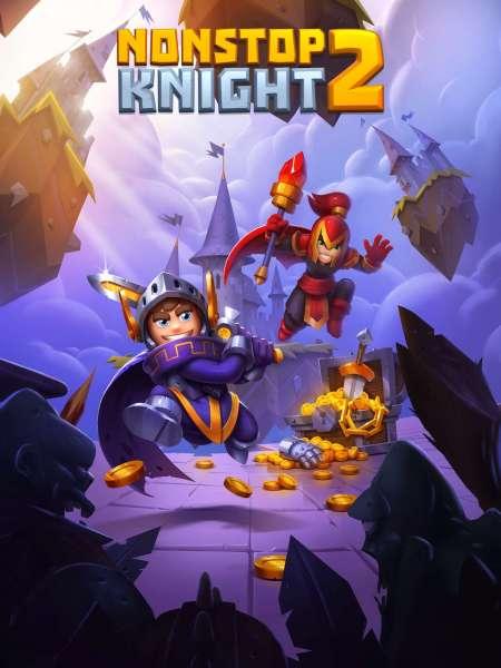 دانلود Nonstop Knight 2 2.6.1 بازی نقش آفرینی شوالیه بدون توقف 2 اندروید + مود