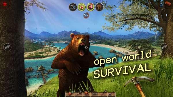 دانلود Radiation Island 1.2.33 بازی اکشن تشعشع در جزیره اندروید + مود + دیتا