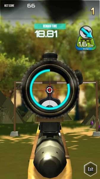 دانلود Shooting King 1.5.5 بازی ورزشی پادشاه تیراندازی اندروید + مود