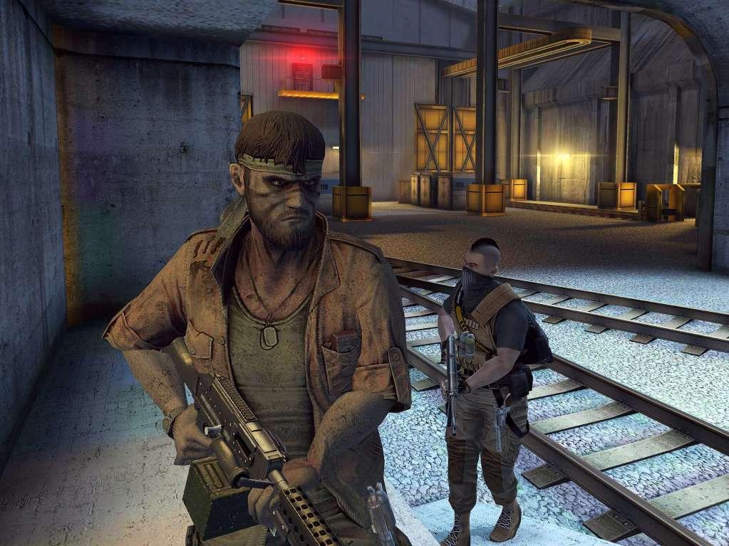 دانلود Slaughter 3: The Rebels 1.48 بازی اکشن کشتار 3 و شورشیان اندروید + مود + دیتا