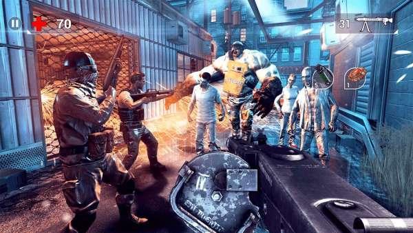 دانلود UNKILLED – Zombie FPS Shooting Game 2.1.6e210600149 بازی اکشن فنا ناپذیر اندروید + مود + دیتا + تریلر