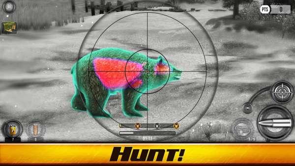 دانلود Wild Hunt: Sport Hunting Games. Hunter & Shooter 3D 1.444 بازی شکار وحشی حیوانات اندروید