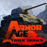 دانلود Armor Age: Tank Wars 1.18.311 بازی اکشن عصر زره پوش نبرد تانک ها اندروید