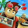 دانلود Beach Buggy Racing 1.2.25 بازی مسابقات ماشین سواری ساحلی + مود