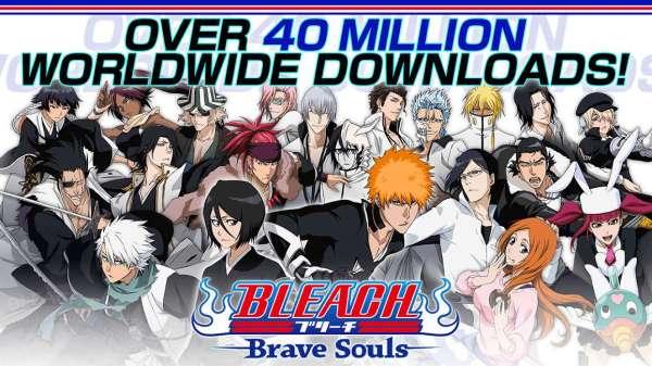 دانلود Bleach Brave Souls 13.1.3 بازی اکشن ارواح شجاع اندروید + مود + تریلر