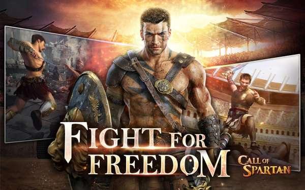 دانلود Call of Spartan 4.0.5 بازی استراتژیک و محبوب ندای اسپارتان اندروید
