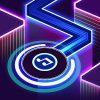 دانلود Dancing Ballz: Music Line 2.0.7 بازی موزیکال رقص توپ ها اندروید + مود