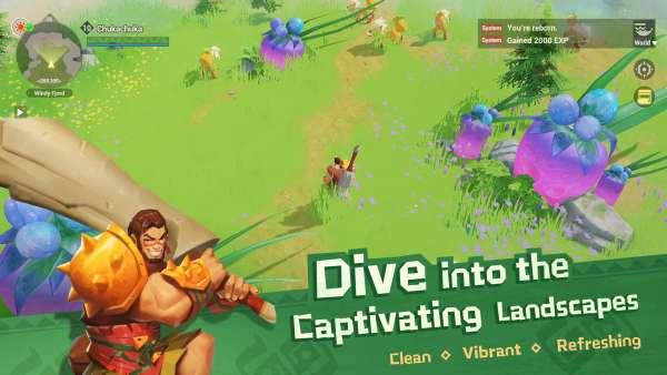 دانلود Dawn of Isles 1.0.22 بازی استراتژیک و نقش آفرینی توسعه جزیره اندروید + دیتا