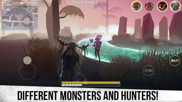 دانلود Deadrite Hunt 0.3.2 بازی ترسناک مراسم شکار و بقاء اندروید + دیتا