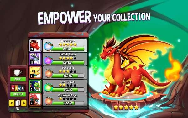 دانلود Dragon City 9.8.4 بازی شبیه سازی فوق العاده شهر اژدها اندروید