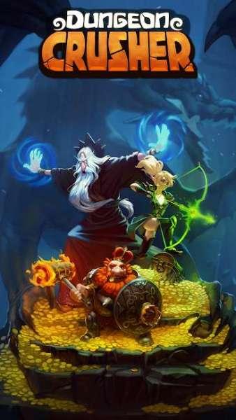دانلود Dungeon Crusher: Soul Hunters 5.2.12 بازی نقش آفرینی سنگ شکن سیاه چال: شکارچیان روح + مود