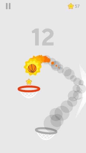 دانلود Dunk Shot 1.4.6 بازی اندروید کم حجم بسکتبال