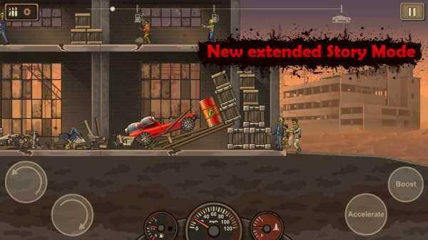 دانلود Earn to Die 2 1.4.36 بازی ماشین سواری به سوی مرگ 2 اندروید + تریلر + مود