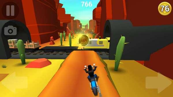 دانلود Faily Rider 10.46 بازی موتور سواری ترمز از کار افتاده اندروید + تریلر + مود