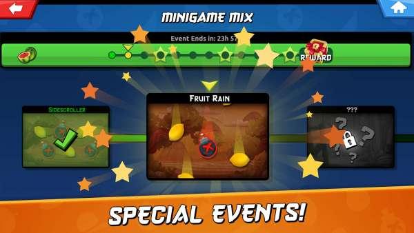 دانلود Fruit Ninja 2 2.7.1 بازی اکشن برش میوه های 2 اندروید + مود