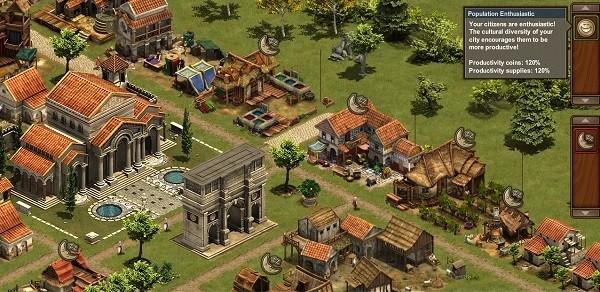 دانلود Grepolis – Divine Strategy MMO 2.240.3 بازی استراتژی خدایان یونان باستان اندروید
