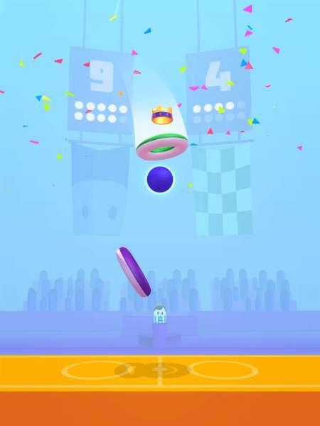 دانلود Hoop Stars 1.5.8 بازی آرکید توپ داخل حلقه اندروید + مود