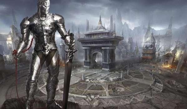 دانلود Legacy Of Warrior : Action RPG Game 5.1 بازی نقش آفرینی و اکشن میراث یک جنگجو اندروید + مود