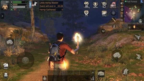 دانلود LifeAfter: Night falls 1.0.151 بازی ماجراجویی پس از زندگی در شبانگاه اندروید + دیتا