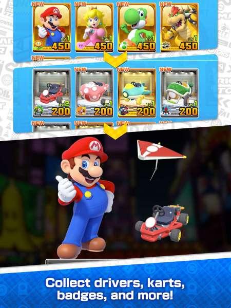 دانلود Mario Kart Tour 2.6.2 بازی اکشن محبوب تور ماریو کارت اندروید