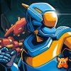 دانلود Meganoid 2.0.3 بازی اکشن و زیبای مرد فولادی اندروید