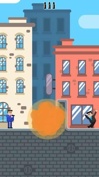 دانلود Mr Bullet – Spy Puzzles 3.9 بازی پازلی آقای تیرانداز اندروید + مود