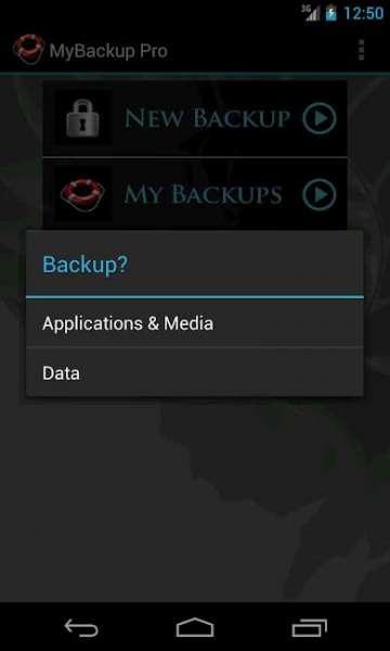 دانلود My Backup Pro 4.6.6 برنامه پشتیبان گیری مای بکاپ اندروید