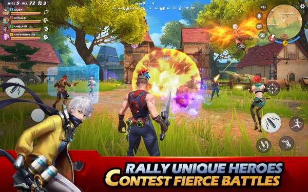 دانلود Ride Out Heroes 1.400052.525516 بازی اکشن قهرمانان پیشرو اندروید + دیتا