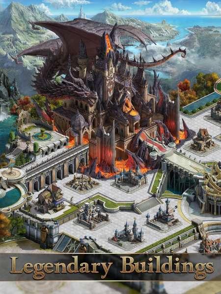 دانلود Rise of the Kings 1.8.7 بازی استراتژیک ظهور پادشاهان اندروید + دیتا