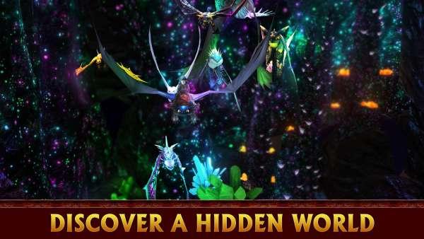 دانلود School of Dragons 3.16.0 بازی نقش آفرینی مدرسه اژدها اندروید + مود