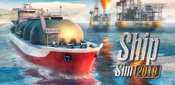 دانلود Ship Sim 2019 2.1.2 بازی شبیه سازی عالی کشتیرانی 2019 اندروید + مود + دیتا