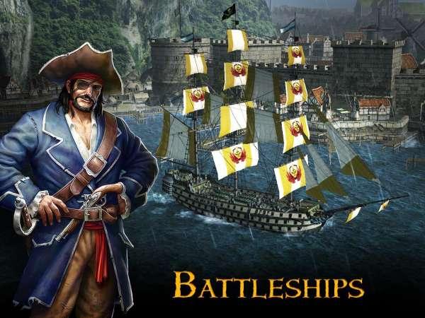 دانلود Tempest: Pirate Action RPG 1.6.1 بازی اکشن طوفان دزدان دریایی اندروید + مود + دیتا