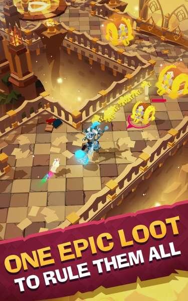 دانلود The Mighty Quest for Epic Loot 8.1.1 بازی نقش آفرینی ماموریت بزرگ برای غارت اندروید