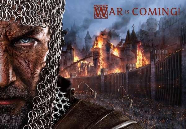 دانلود Throne: Kingdom at War 4.8.0.634 بازی استراتژیک تاج و تخت نبرد برای امپراطوری اندروید