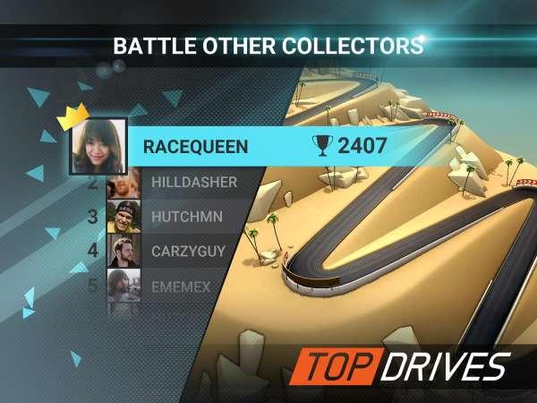 دانلود Top Drives 13.30.00.12530 بازی مسابقه ای ماشین سواری رانندگی برتر اندروید + دیتا