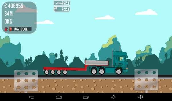 دانلود Trucker Joe 0.1.82 بازی شبیه سازی رانندگی با کامیون جو اندروید + مود